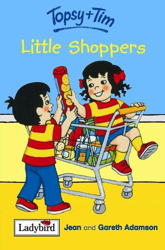 9780721420448: Topsy & Tim: Little Shoppers (Topsy & Tim Storybooks)