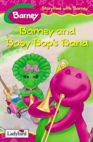 9780721420523: Barney and Baby Bop's Band (Storytime with Barney)
