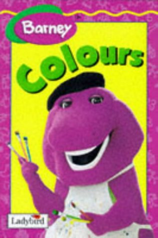 9780721420561: Barney's Book of Colours (Learn with Barney Fun Books)