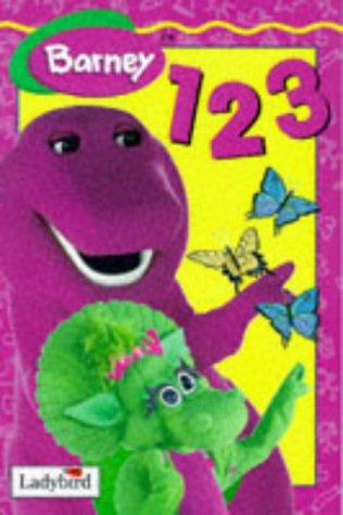 Barney's Book of 123: Anon