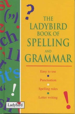 9780721421063: Ladybird Book Of Spelling And Grammar