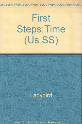 9780721421094: First Steps:Time (Us SS)