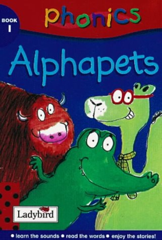 9780721421186: Phonics 01 Alphapets