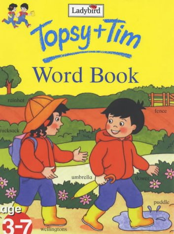 9780721422176: Topsy and Tim Word Book (Topsy & Tim)
