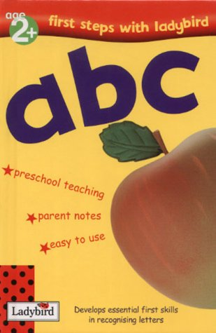 9780721422749: ABC (First Steps with Ladybird)