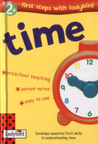 9780721422756: Time (First Steps with Ladybird)