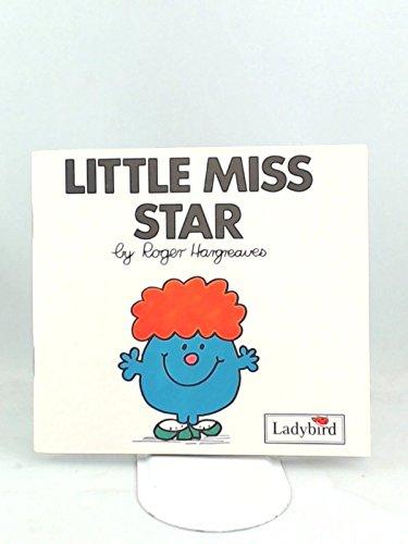 Little Miss Star: Hargreaves, Roger