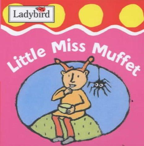 Little Miss Muffet (First Focus Board Books) (9780721423609) by Ladybird