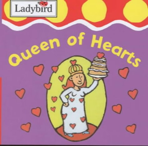 9780721423630: The Queen of Hearts (First Focus Board Books)