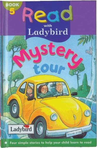 9780721423814: Mystery Tour (Read with Ladybird)