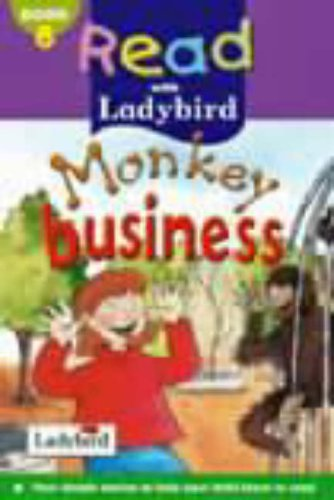 9780721423821: Monkey Business (Read with Ladybird)