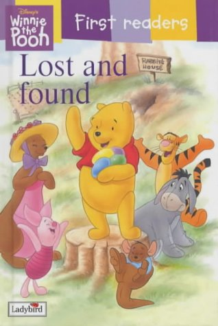 Lost and Found (Winnie the Pooh First: Walt Disney Productions