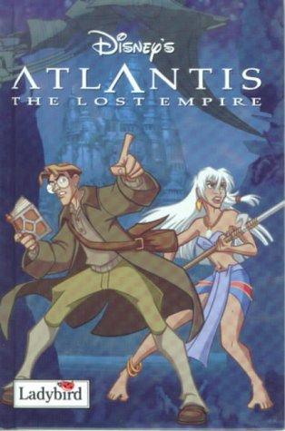 9780721424521: Atlantis (Disney Book of the Film)