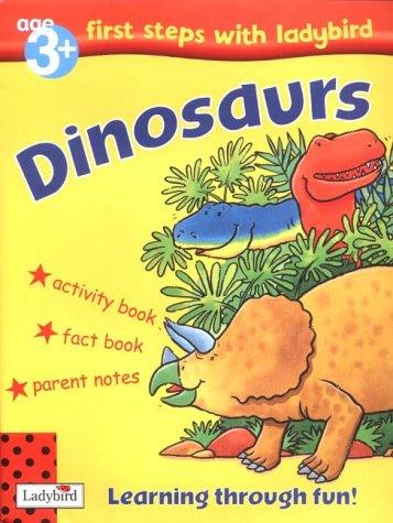 Dinosaurs (First Steps with Ladybird): Salisbury, Caroline