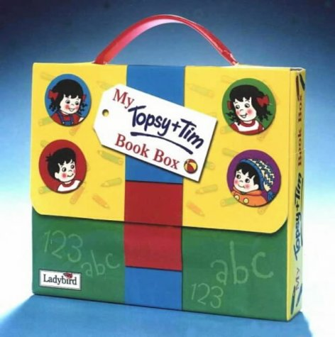 9780721425849: My Topsy and Tim Book Box (Book Boxes)