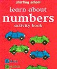 Starting School 03 Learn About Numbers Wipe Clean Activity Book: Ladybird