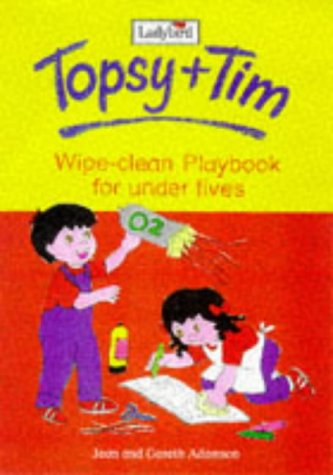 9780721426419: Topsy and Tim: Wipe Clean Playbook