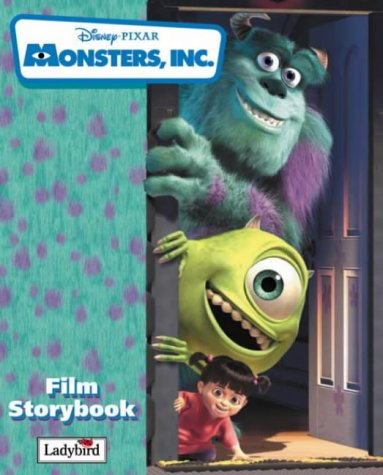 Monsters, Inc. Film Storybook (Disney: Film & Video) (9780721426440) by Walt Disney Productions