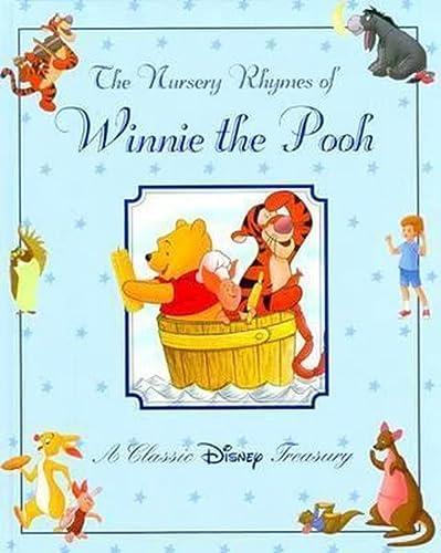 9780721426525: The Nursery Rhymes of Winnie the Pooh