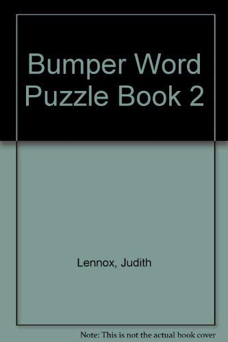 9780721426655: Bumper Word Puzzle Book 2