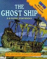 Ghost Ship (3d Puzzle Storybooks): Fiona Conboy
