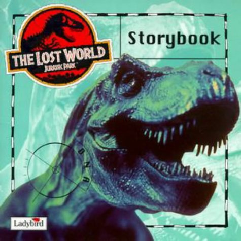 The Lost World Jurassic Park Storybook: Michael Crichton