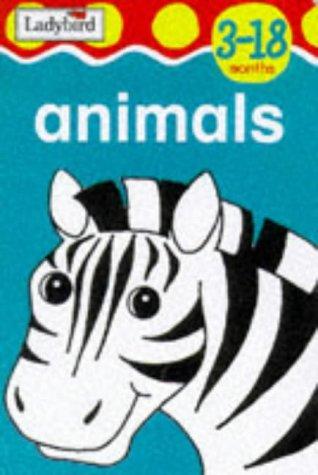 9780721427324: First Focus Animals (First Focus Board Books)