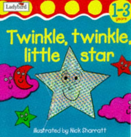9780721427379: Twinkle,Twinkle,Little Star (Touch & Count Playbook)