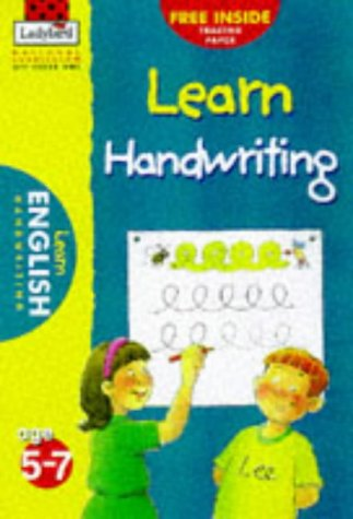 9780721428116: Handwriting (National Curriculum - Learn)