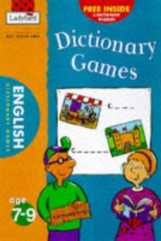 9780721428284: Dictionary Games (National Curriculum - Key Stage 2 - Using Your Skills)