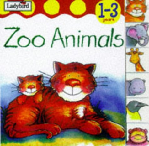 9780721428406: Look And Talk Zoo Animals (Look and Talk Board Books)