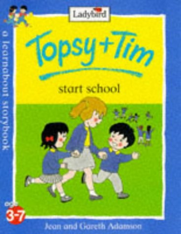 9780721428413: Topsy And Tim Start School (Topsy & Tim)
