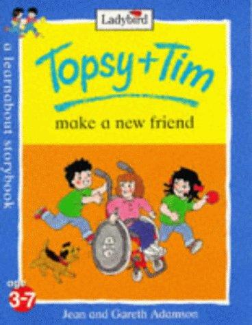 9780721428437: Topsy And Tim Make A New Friend (Topsy & Tim)