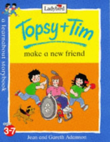 9780721428437: Topsy And Tim Make A New Friend (Topsy & Tim)