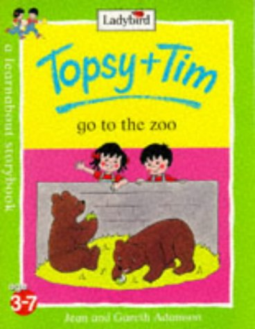 9780721428451: Topsy and Tim Go to the Zoo (Topsy & Tim)