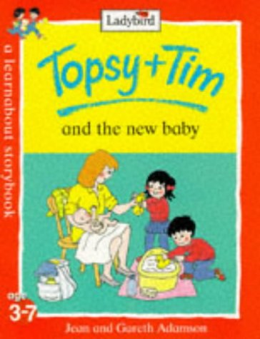 9780721428512: Topsy And Tim And the New Baby