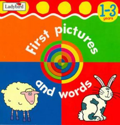 9780721429700: First Pictures And Words Inside (Baby's Picture Word Books)