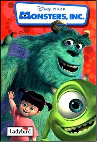9780721429984: 'MONSTERS, INC. (DISNEY BOOK OF THE FILM S.)'