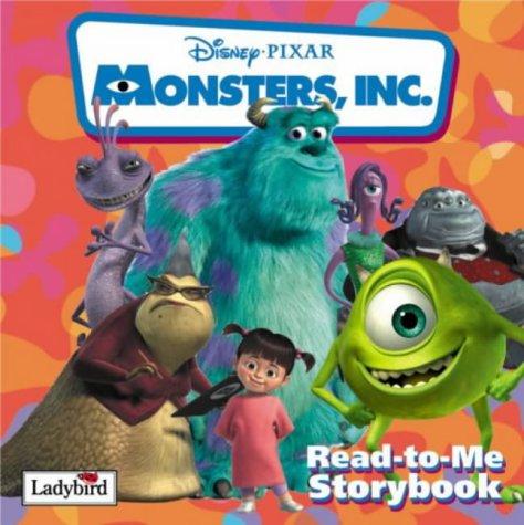 9780721429991: Monsters, Inc. (Disney Read-to-me Tales)