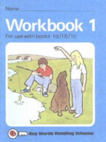 Workbook 1: For Use With Books 1A/1B/1C (Key Words Reading Scheme): Murray, W.
