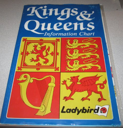 9780721430690: Kings and Queens Wallchart (Information Packs)