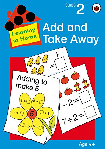 9780721433523: Add and Take Away (Learning at Home)