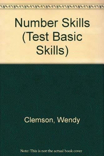 9780721434094: Number Skills (Test Basic Skills)