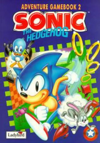9780721434339: Sonic the Hedgehog (Adventure Game Book S.)