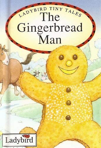 9780721435176: The Gingerbread Man (Tiny Tales S.)