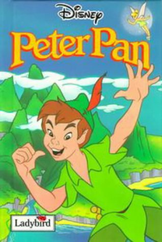 9780721435923: Peter Pan (Ladybird Disney Easy Reader)