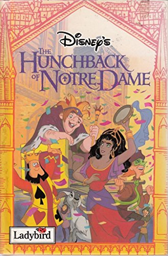 9780721436838: Hunchback of Notre Dame (Disney Book of the Film)