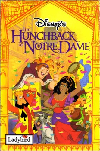 9780721436838: The Hunchback of Notre Dame (Ladybird Disney Book of the Film)