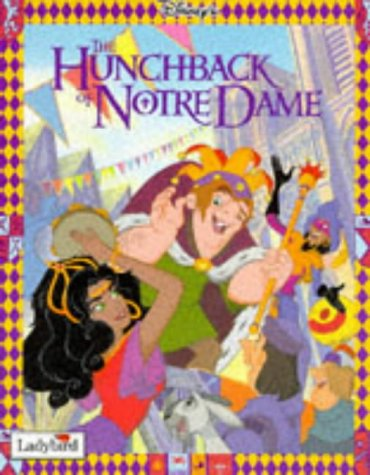 9780721436876: Hunchback of Notre Dame (Disney Book of the Film)