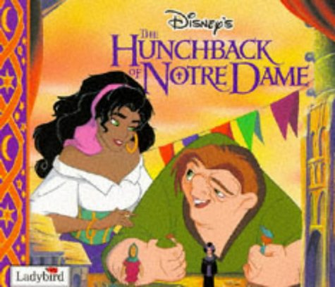 9780721436883: The Hunchback of Notre Dame (Disney Landscape Picture Books)